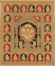 Panchmukh Ganesh | 44 X 38 Inches