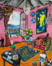 Pink Interior | 11