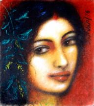 Radha I | 10 X 12 Inches