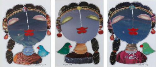 Radha Series (Set of 3) | 7