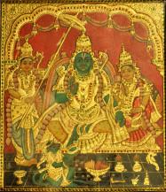 Rama Pattabhishekam | 16
