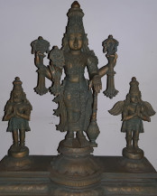 Rama with Jatayu and Hanuman | 26 X 24 Inches