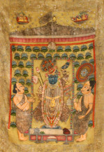 Sandhya Aarti   58 X 40 Inches