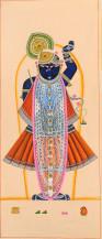 Shreenathji I   60 X 24 Inches