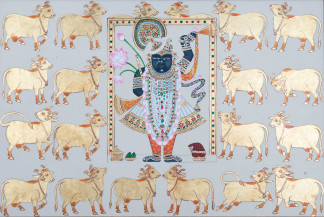 Shrinathji Sharan II | 30 X 36 Inches