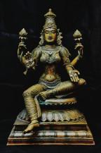 Sitting Lakshmi | 18