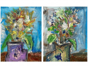 Still Life (Set of 2) | 20 x 15 in each