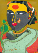 Telangana Woman | 12 X 9 Inches