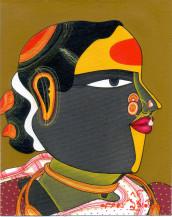 Telangana Woman | 10 X 8 Inches