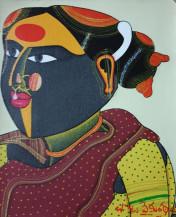 Telangana Woman | 8 X 10 Inches