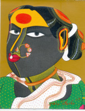 Telangana Woman | 10 X 8 Inches
