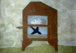 The Cabinet   30 X 42 Inches