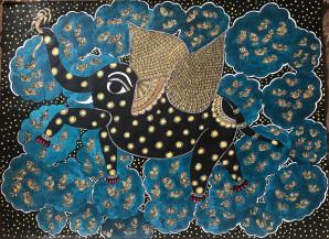 The flying elephant   22