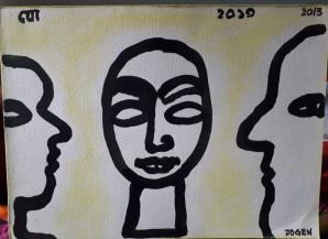Three faces | 11