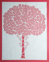 Tree Of Life | 40 X 30 Inches