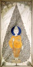 Tree Of Buddha | 41 x 24 Inches