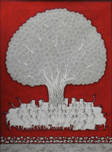 Tree of Life  | 44 x 33 Inches
