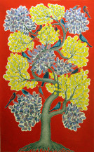 Tree of Life   48 X 30 Inches