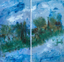 Untitled (Diptych) | 24