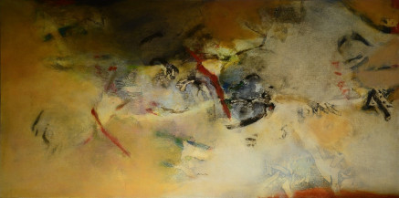 Untitled | 36 x 72 in
