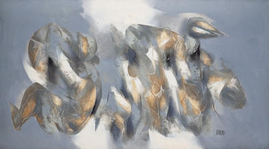 Untitled | 33 x 60 Inches