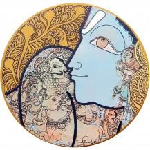 Untitled I   16 Inches diameter