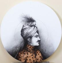 Untitled I | 20 Inches diameter