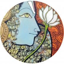 Untitled II   16 Inches diameter