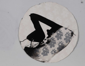 Untitled II | 16 Inches Diametre