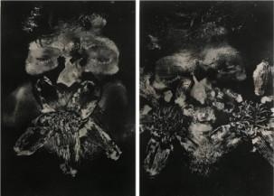 Untitled II & III | 11.7 x 8 Inches (each)