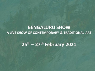 Bengaluru show of Contemporary and Traditional Art