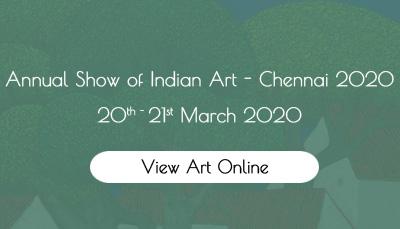 Annual Show of Indian Art – Chennai 2020