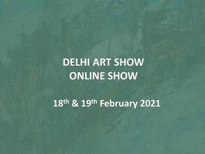 Delhi Art Show - Online Show