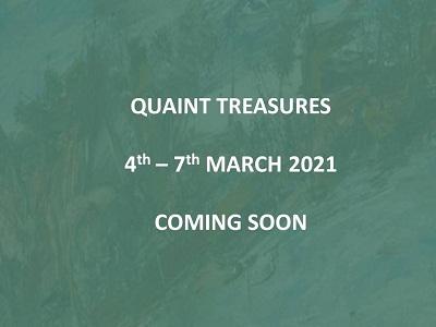 Quaint Treasures - Coming Soon