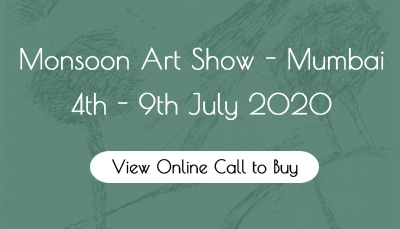 The Annual Monsoon Art Show – Mumbai 2020