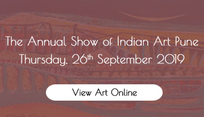 The Annual Show of Indian Art - Pune