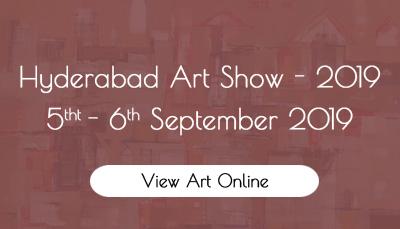 Hyderabad Art Show - 2019