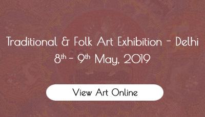 Traditional and Folk Art, New Delhi - 2019