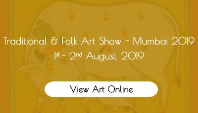 Traditional and Folk Art Show - Mumbai, 2019